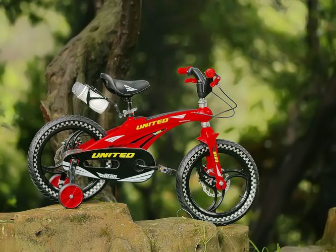 Harga Sepeda Anak United