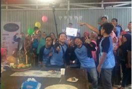 satu tahun komunitas blogger bengkulu