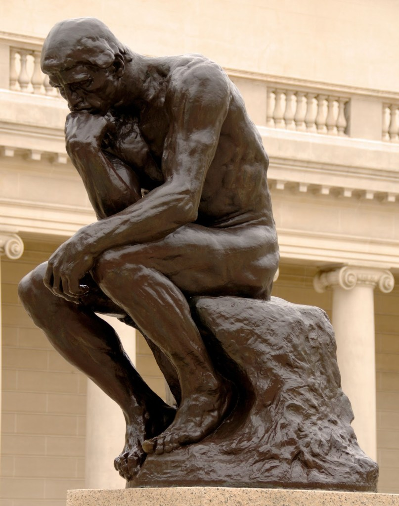 Je Suis Donc Je Pense : pense, Examining, Descartes:, Pense, Across, Fruited, Plain