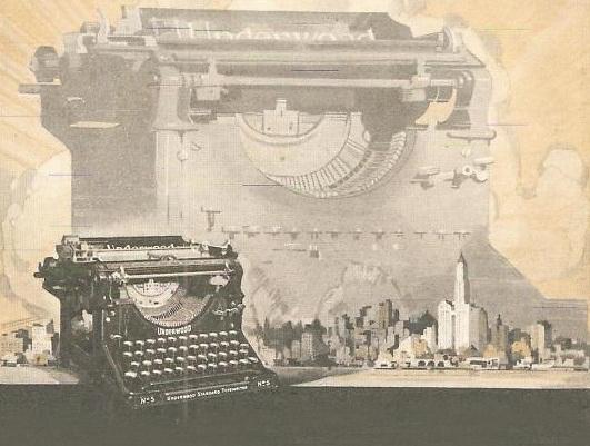 Historien om de ikoniske Underwood skrivemaskiner