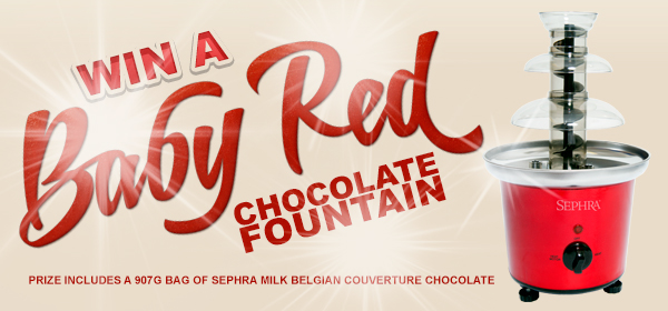 Like & Share to Win a Baby Red Fountain!