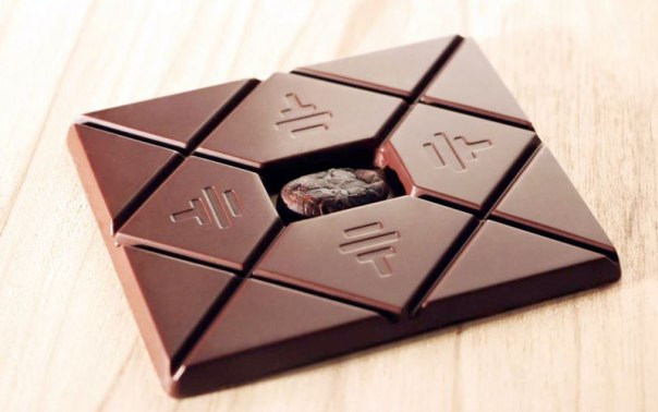 The current batch of To'ak, made from rare Ecuadorian cacao beans, is 81% dark chocolate.