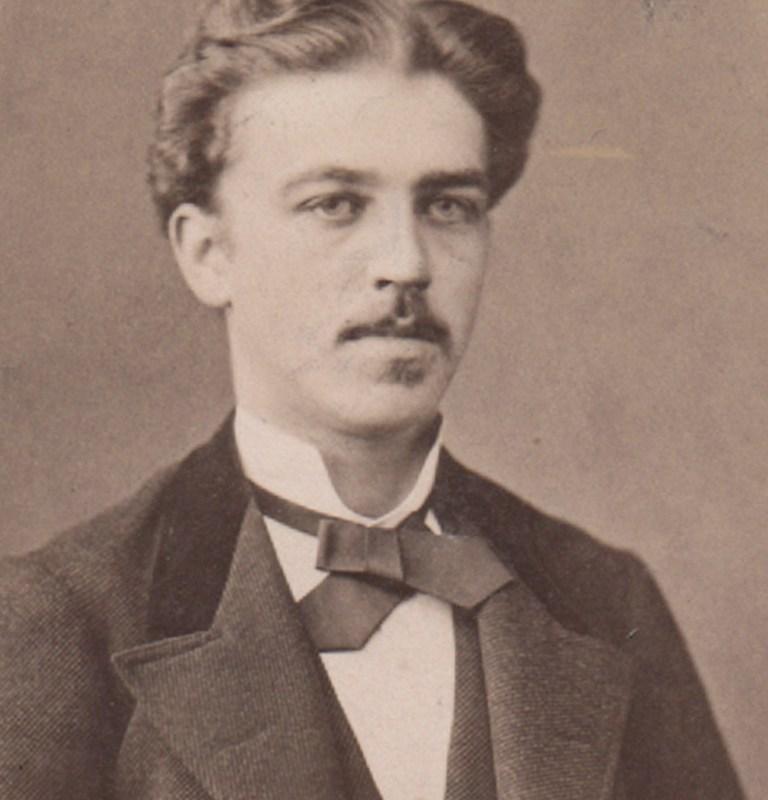 Unidentified Gentleman (O.J. Aune's Atelier, Turku)