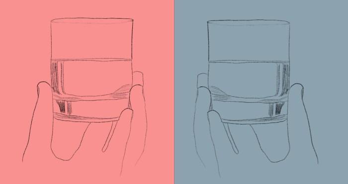 preconceptions of colors