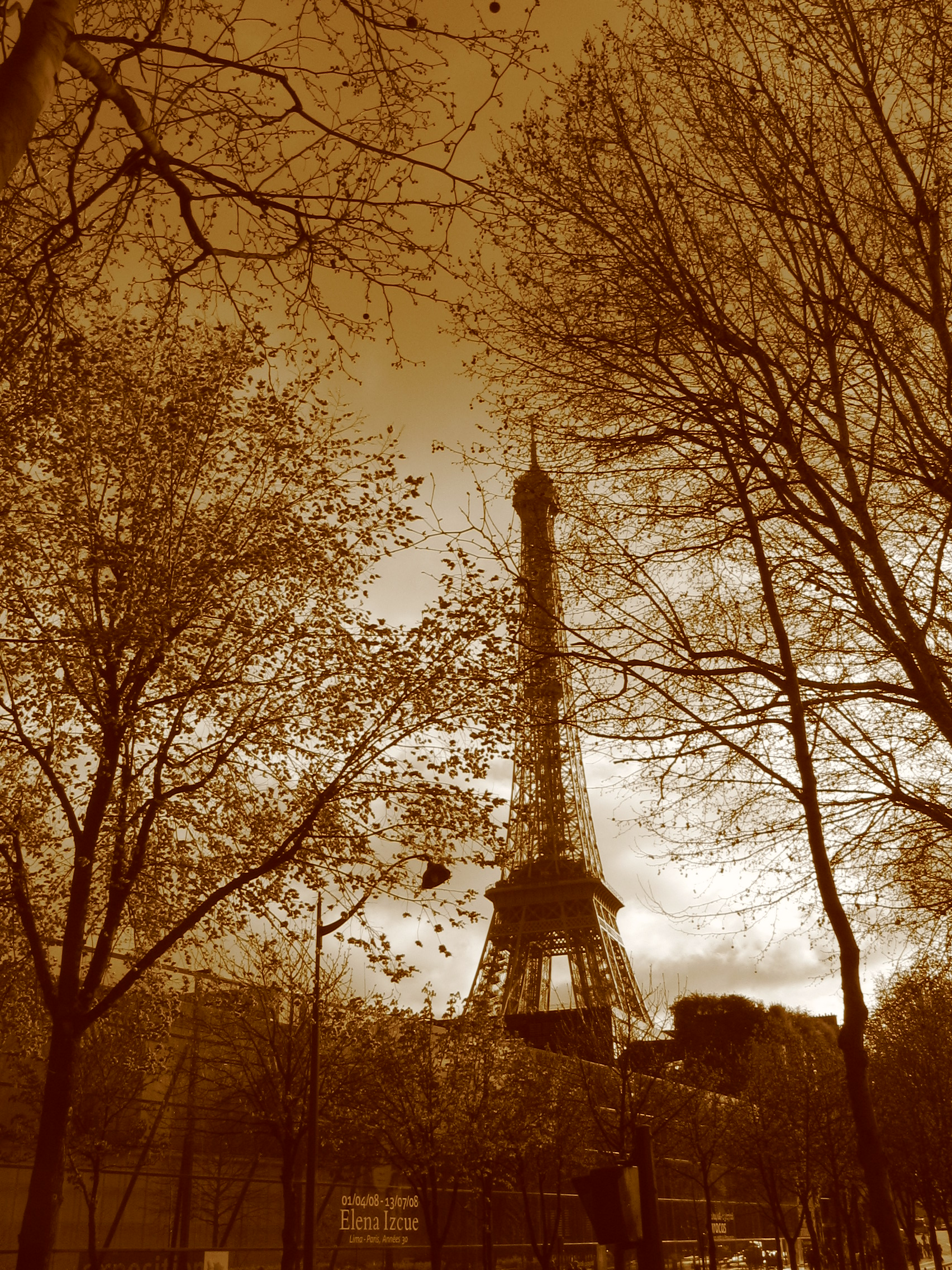 Sepia Light  For the love of beautiful art travel sepia
