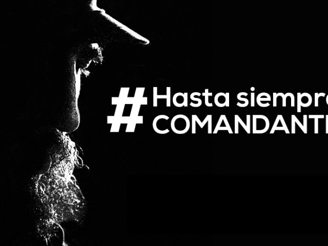 Fidel  Castro: His teachings and legacy will remain in the memory of all peoples