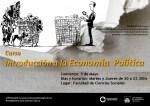 Curso: Introducción a la Economía Política – Uruguay