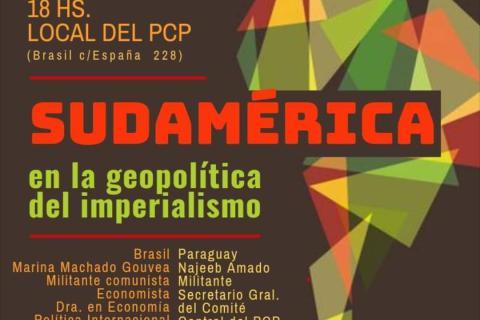 Sudamérica en la geopolítica del imperialismo