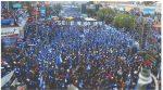 Solidariedade com Bolívia