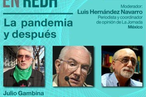 La pandemia y después – transmisión en vivo – V Encuentro Voces múltiples en REDH