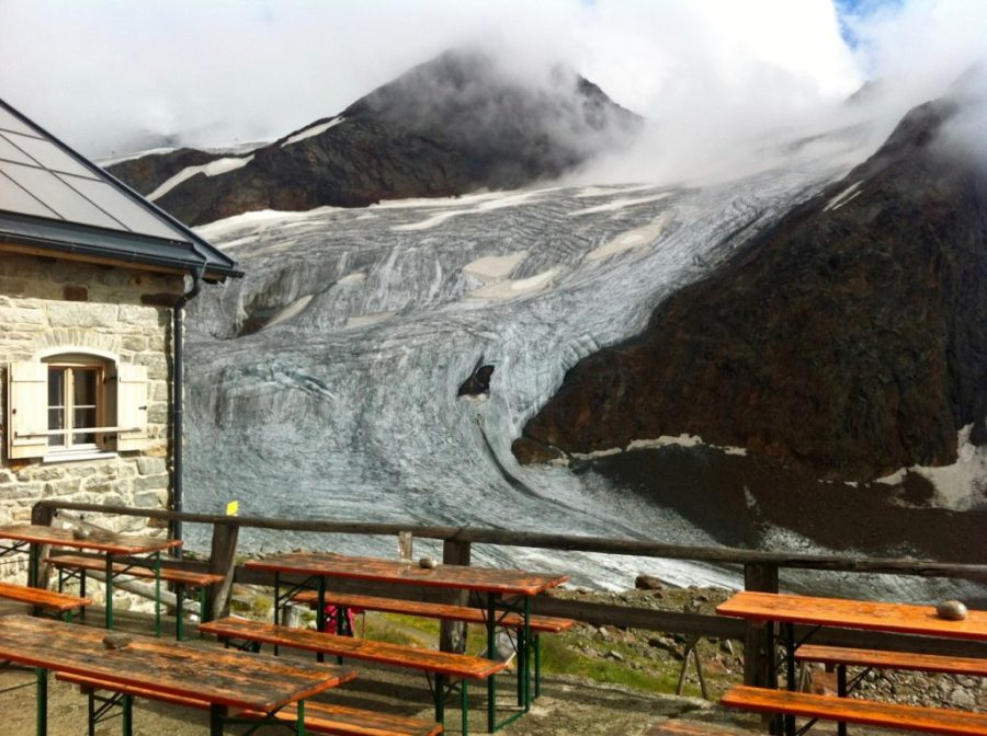 Wandern Alpenüberquerung E5 - Etappen und Vorbereitung - Sepp am Berg