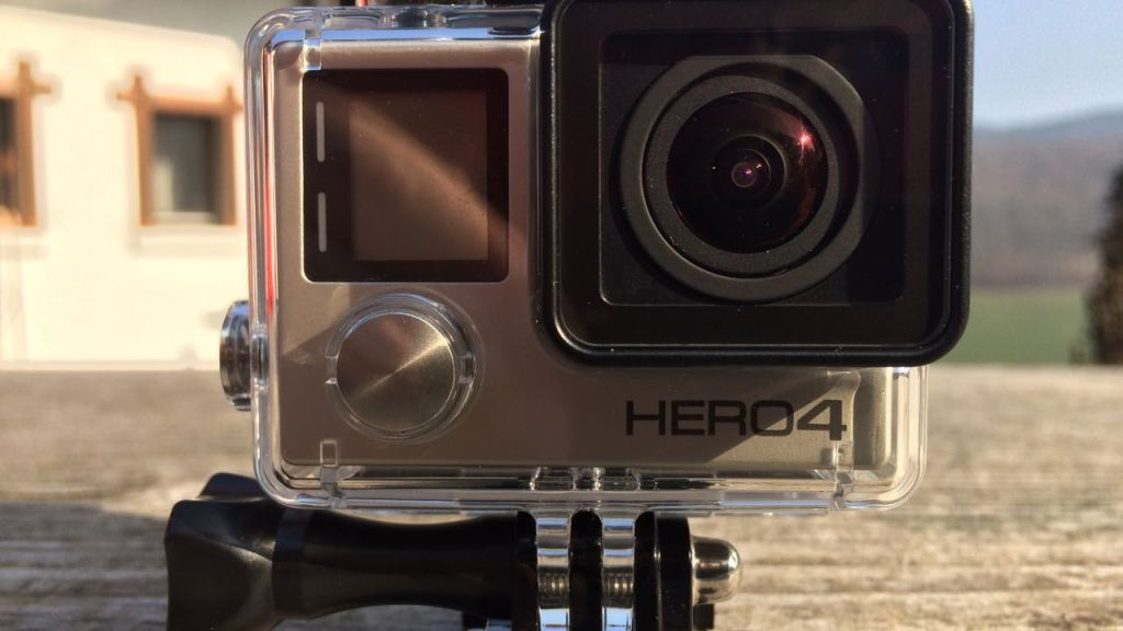 GoPro Hero 4 Silver Test