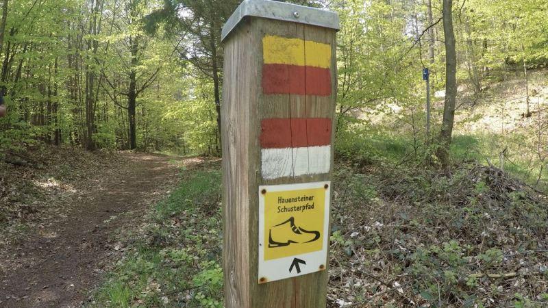 Hauensteiner Schusterpfad Pfalz