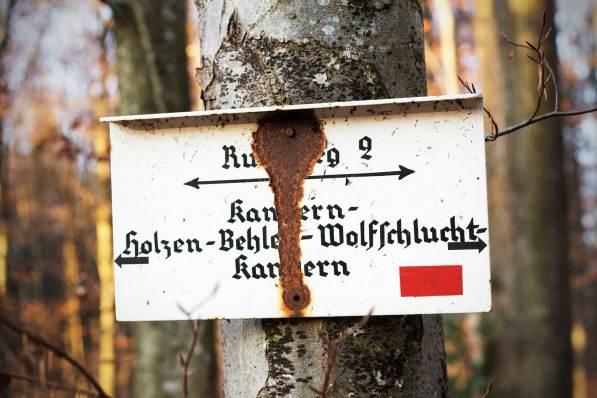Kandern Wolfsschlucht