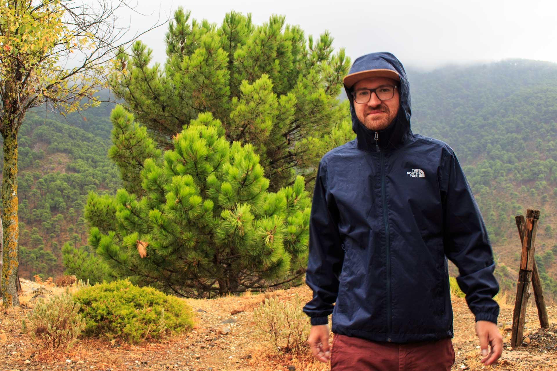 official photos 5699a 1f3fa North Face Quest Jacket im Test - Regenjacke für Alltag und ...
