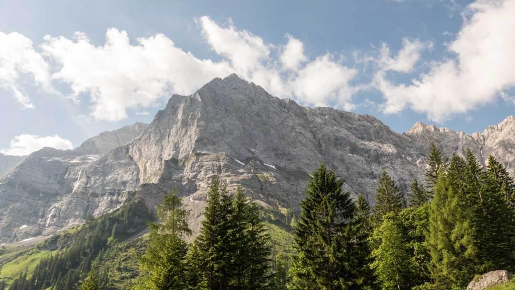Tourenplanung 2018 günstig Wandern