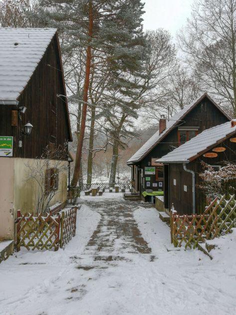 Forsthaus Weilach Ungeheuersee