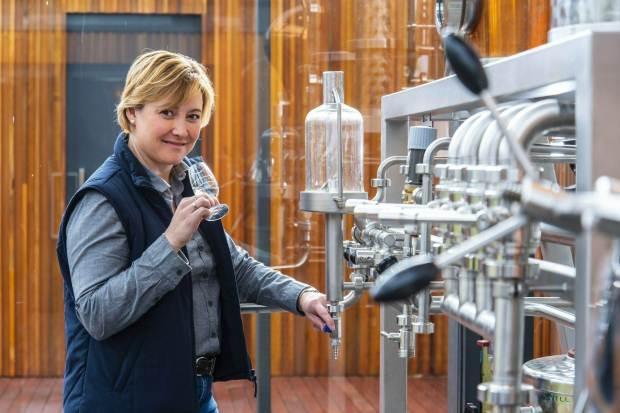 Nicole Durdin - Gin Distiller at Seppeltsfield Road Distillers Barossa Valley, South Australia