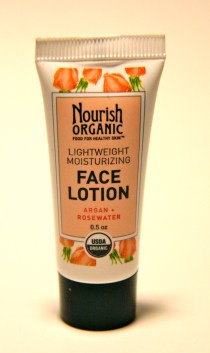 { Ipsy - Face Lotion by Nourish Organic }