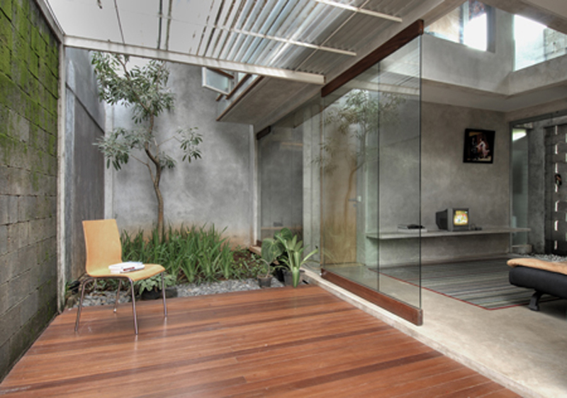 baja ringan ekspose teknik finishing dinding dengan beton expose artikel