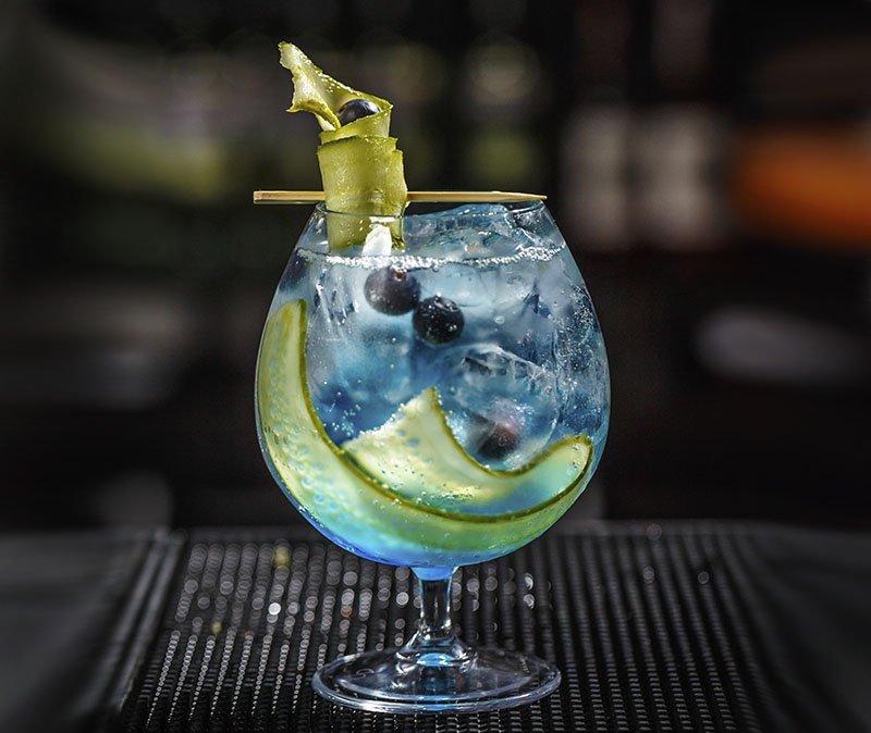 ginebra y nordic blue