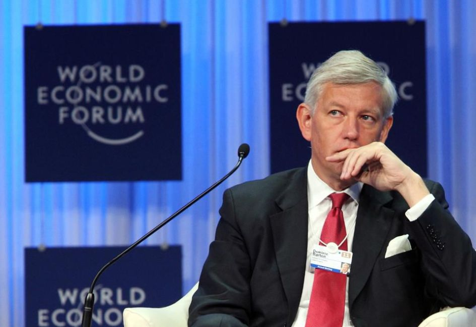 Image result for Dominic Barton