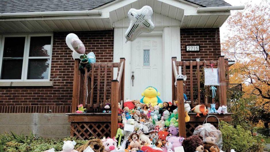 魁省再发悲剧 不愿离婚父亲杀死两个孩子后自杀