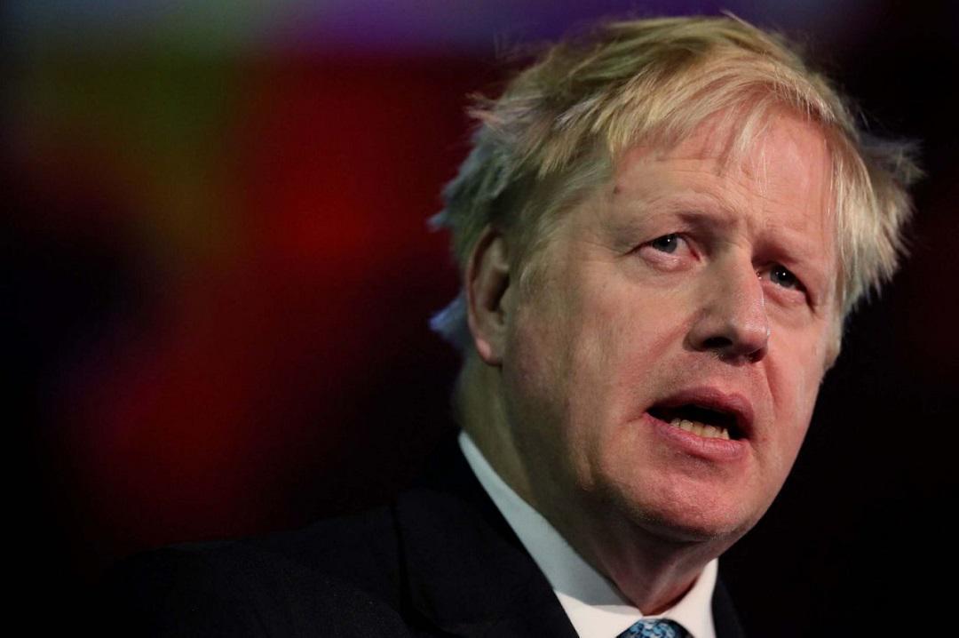 突发:英国首相鲍里斯·约翰逊新冠病毒测试呈阳性