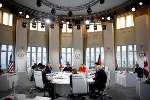 七国集团(G7)财政部长和央行行长联合声明