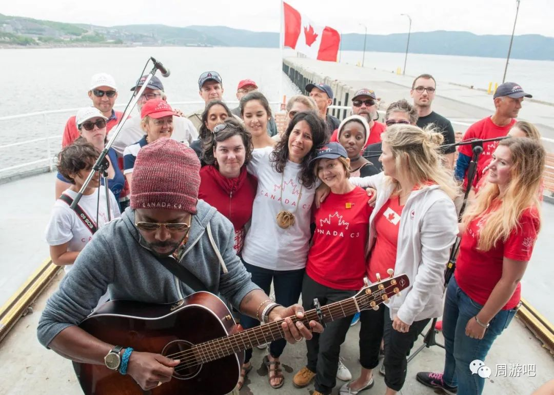 加拿大:河的民族,民族的河