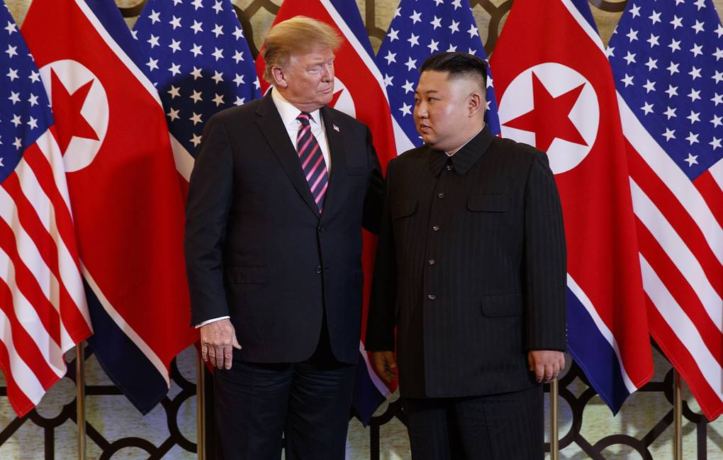 Trump, Kim Jong Un expected to sign joint agreement on February 28 ...