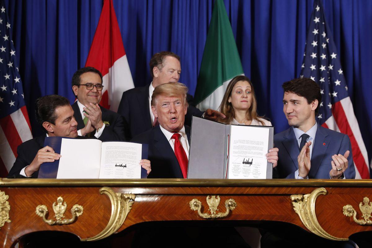 USMCA: Trump's new NAFTA deal, explained in 600 words - Vox