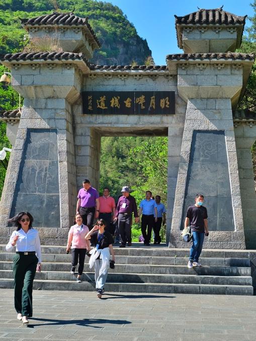 昭化古城:行走在天府旅游名县的路上