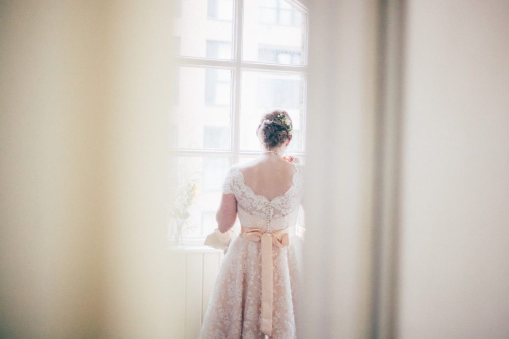 Stoke Newington Town Hall + Tab Centre wedding photography