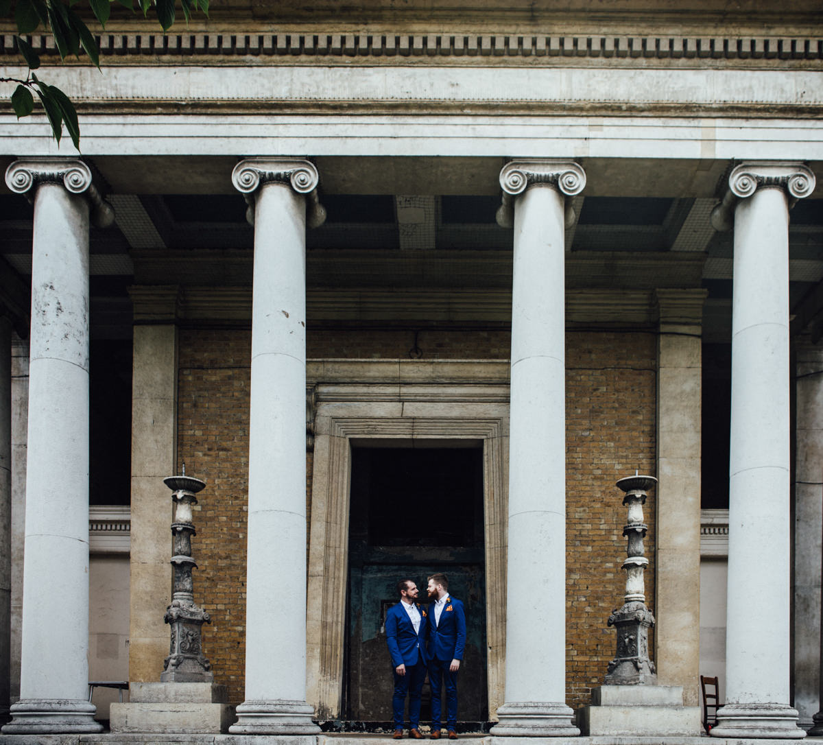 South London wedding photography | Asylum in Peckham