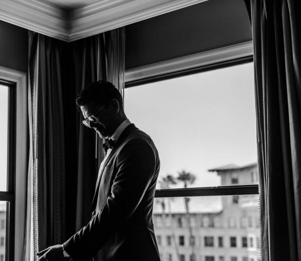 Langham Huntington Pasadena wedding photography | Los Angeles