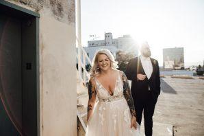 Carondelet House wedding photography | DTLA wedding photographer