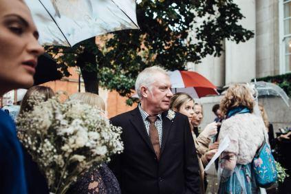 Dirty Bones Kensington wedding reception