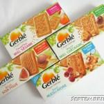 Gustari usoare: biscuiti Gerble