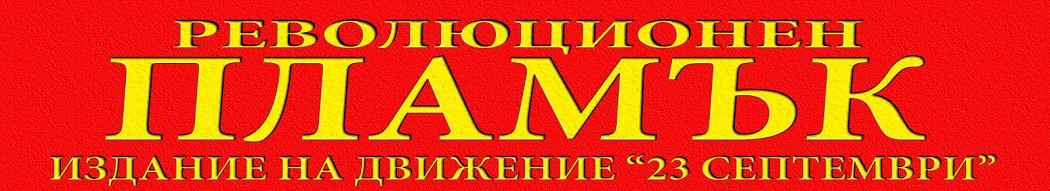 Революционен пламък