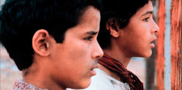 Scène du film Ali Zaoua prince de la rue