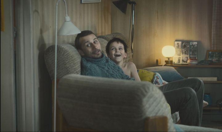 Matthias Schoenaerts dans le film Kursk