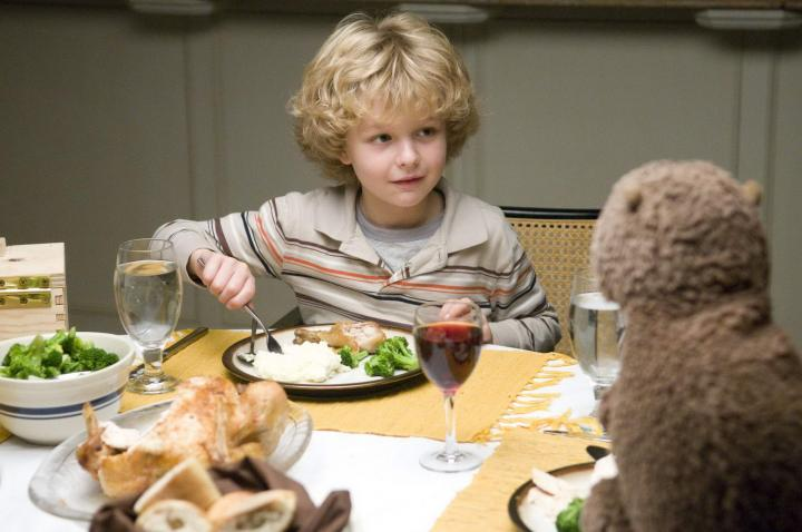Riley Thomas Stewart dans le film Le Complexe du Castor