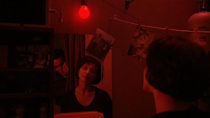 Daniel Day-Lewis et Juliette Binoche dans le film L'insoutenable légèreté de l'être