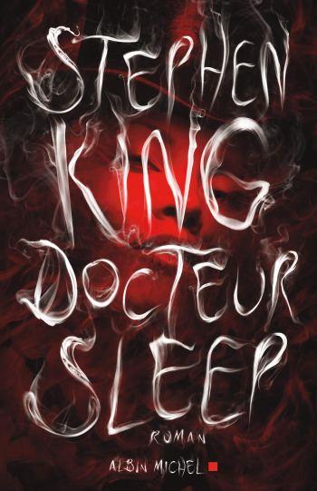 Couverture du roman Docteur Sleep