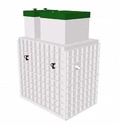 Септик ТОПАС 20 Long - Топол Эко автономная канализация
