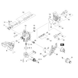 Pump Housing | K5800 ECO | Karcher  Home & Garden | Cold