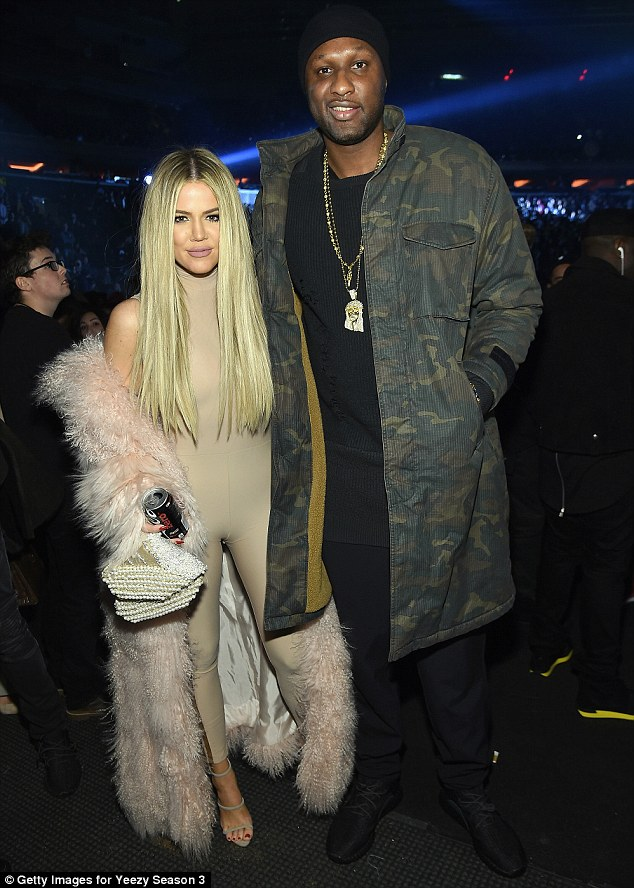Again, Khloe Kardashian Writes On Heartbreaking Relationship With Lamar Odom -READ!