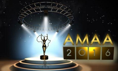 #AMAA2016 Full Winners' List