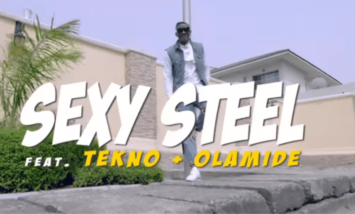 HOT VIDEO: VIDEO: Sexy Steel Ft. Tekno & Olamide – 'SiSi Remix' (Official)
